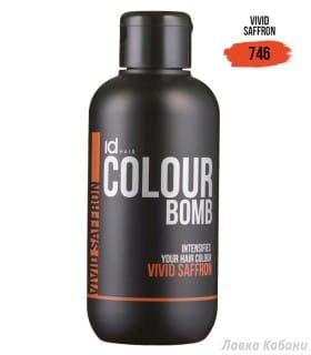 Фото Тонирующего бальзама Vivid Saffron Id Hair Colour Bomb
