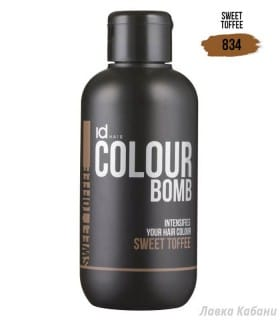 Фото Sweet Toffee Id Hair Colour Bomb