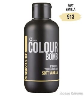 Фото Тонирующего бальзама Soft Vanila Id Hair Colour Bomb