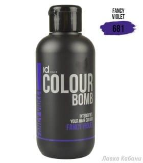 Фото Тонирующего бальзама Fancy Violet Id Hair Colour Bomb