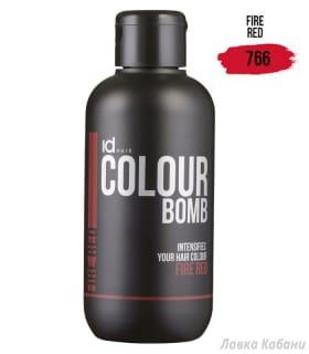 Фото Тонирующего бальзама Fire Red Id Hair Colour Bomb