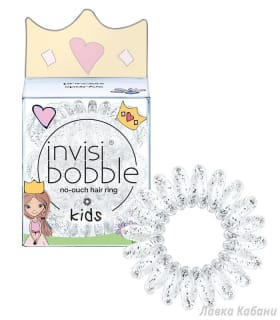 Резинка Invisibobble Kids Princess Sparkie