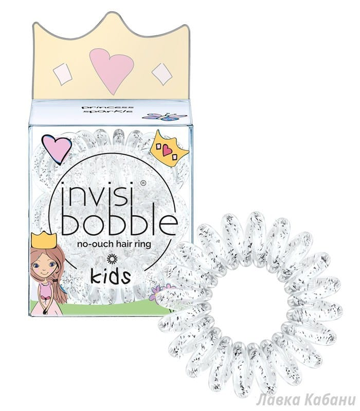 Фото Invisibobble Kids Princess Sparkie