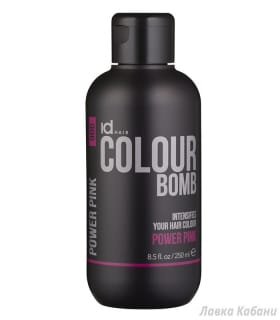 Фото IdHair Colour Bomb Power Pink