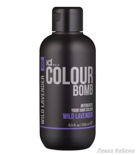 Фото IdHair Colour Bomb Wild Lavender