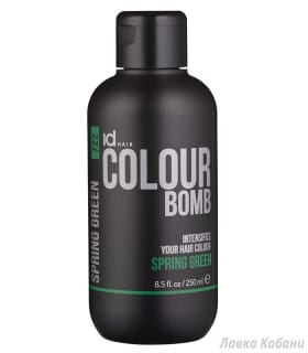 Фото IdHair Colour Bomb Spring Green