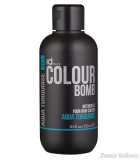 Фото IdHair Colour Bomb Aqua Turquoise