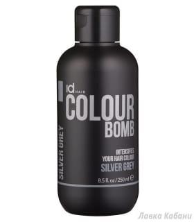 Фото Silver Grey Id Hair Colour Bomb