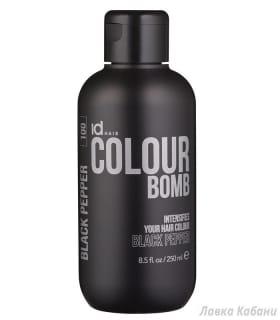 Фото IdHair Colour Bomb Black Pepper