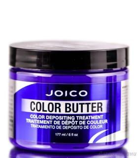 Фото фиолетового масла Joico Color Intensity Care Butter, 177 мл
