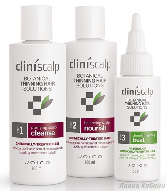 Фото Системы для редеющих окрашенных волос Joico