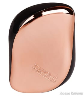 Фото Tangle Teezer Compact Styler Black Rose Gold