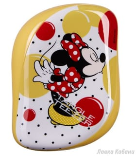 Фото Tangle Teezer Compact Styler Disney Minnie Mouse - Yellow