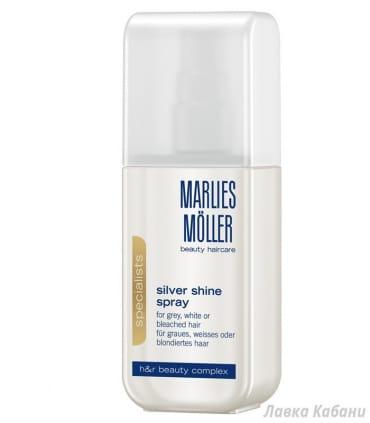 Спрей для блондинок против желтизны Marlies Moller