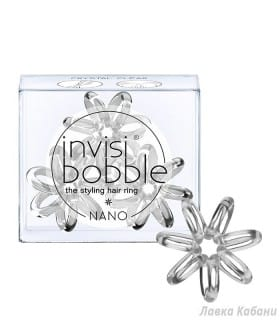 Фото Резиночки Invisibobble Nano Crystal Clear