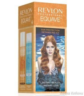 Фото Подарочного набора для защиты от солнца Revlon Professional