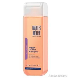 Фото Шампуня для ослабленных волос Marlies Moller