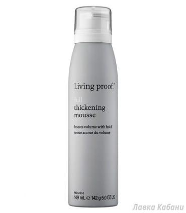 Мусс для объема тонких волос Living Proof