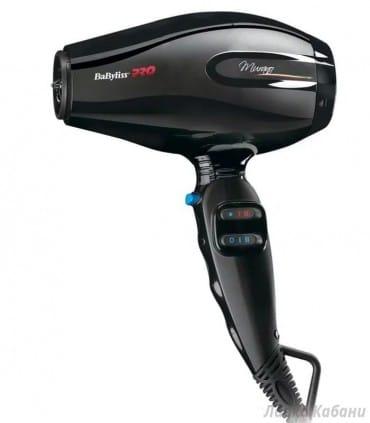 Murano Babyliss Pro BAB6160INE фен для волос с ионизацией