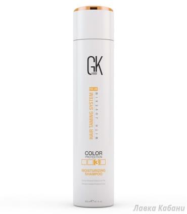 Увлажняющий шампунь GKhair Moisturizing Shampoo
