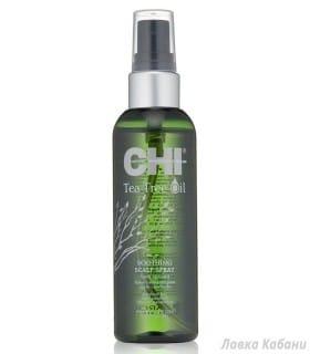 Фото Успокаивающего спрея с маслом чайного дерева CHI Tea Tree Oil Soothing Scalp Spray