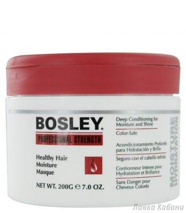 Маска оздоравливающая увлажняющая Bosley
