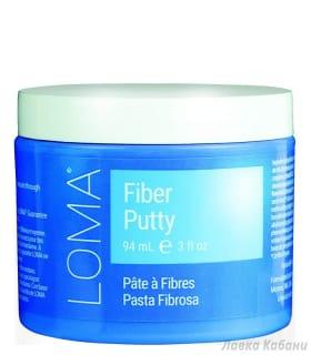Фото Моделирующей пасты для волос средней фиксации Loma