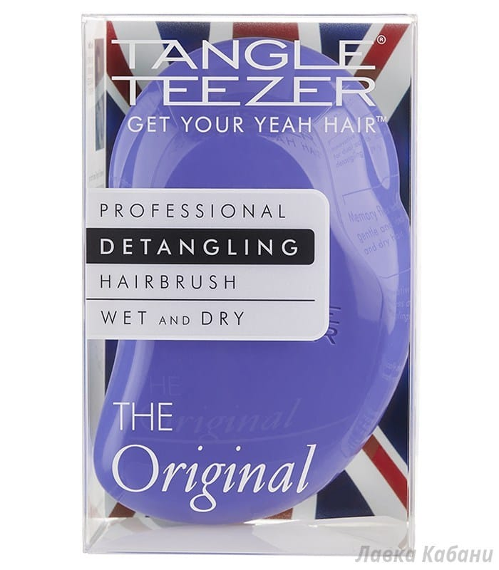 Фото Tangle Teezer Original Purple Electric