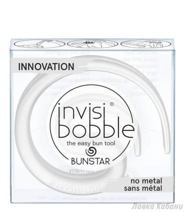 Заколка для пучков Invisibobble Bunstar Ice Ice Lady