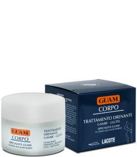 Крем для ног с дренажным эффектом Guam